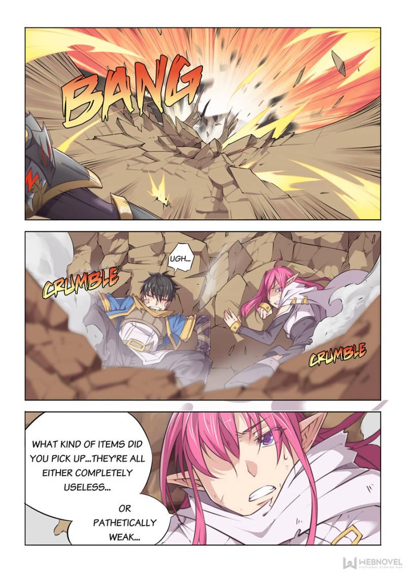 The Benevolent Demon - chapter 33-eng-li