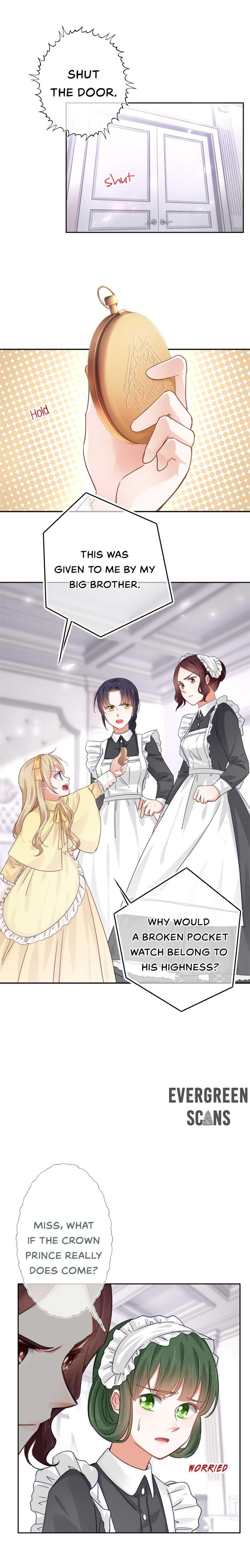 The King's Beloved Daughter - chapter 8-eng-li