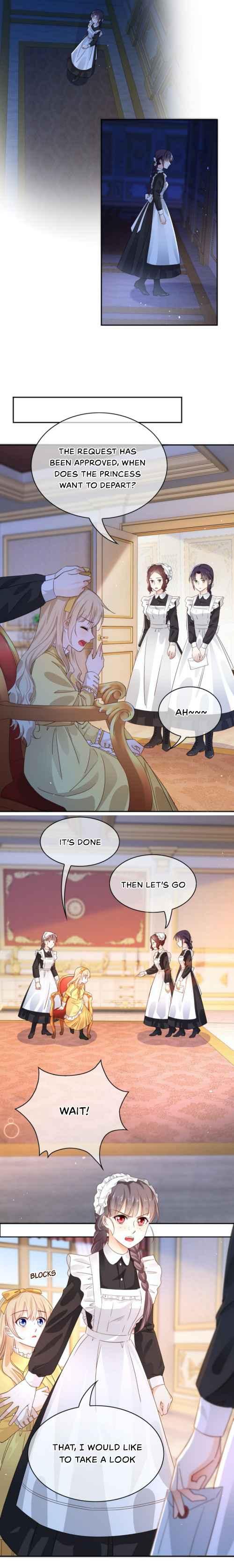 The King's Beloved Daughter - chapter 3-eng-li
