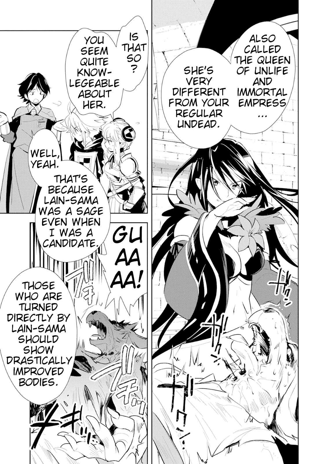 The Other World Doesn't Stand A Chance Against The Power Of Instant Death - chapter 6-eng-li