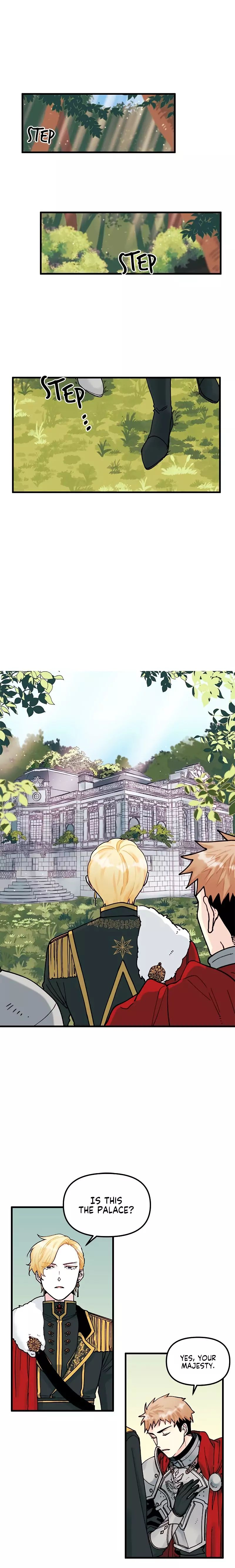 The Princess in the Dumpster - chapter 4-eng-li