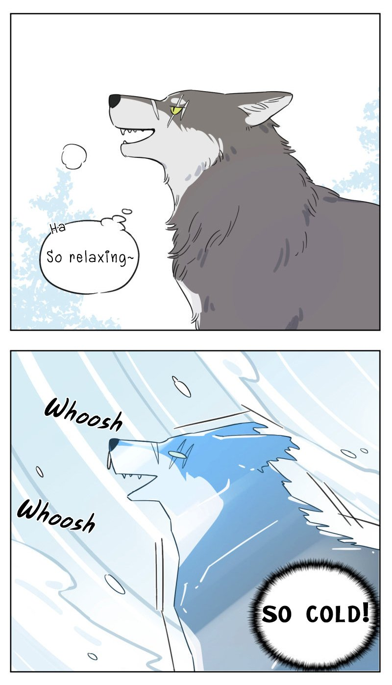 The Wolf That Picked Something Up - chapter 2-eng-li