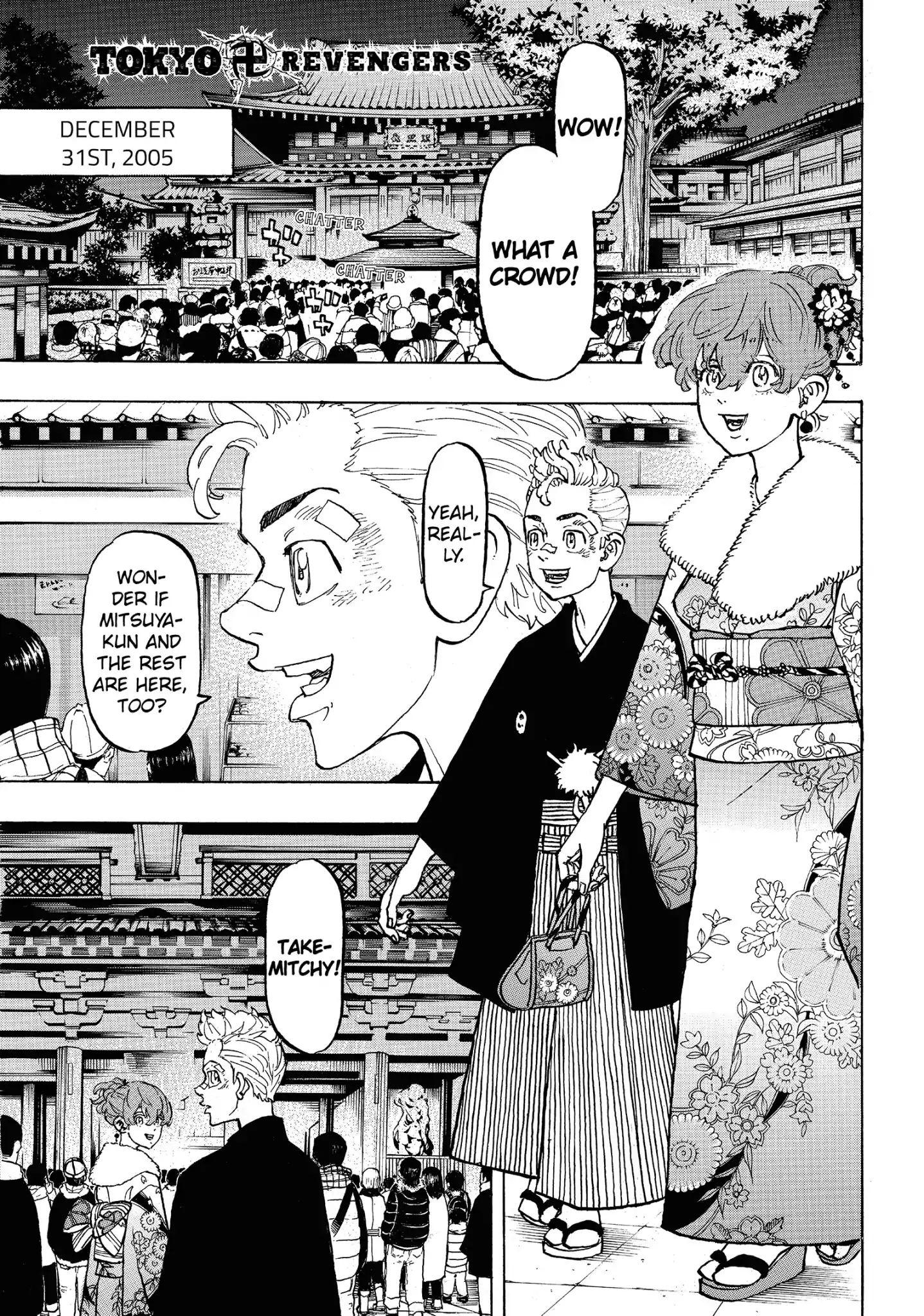 Manga Tokyo Manji Revengers Chapter 110 Eng Li