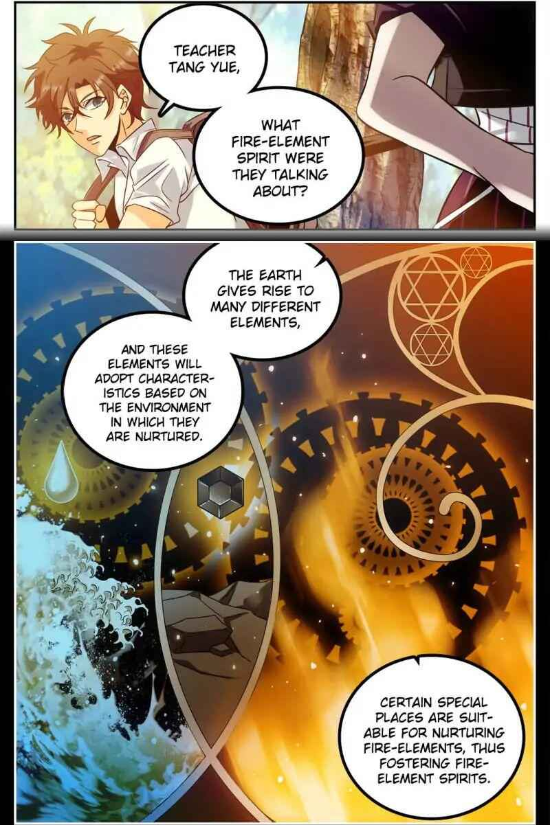 Versatile Mage - chapter 106-eng-li