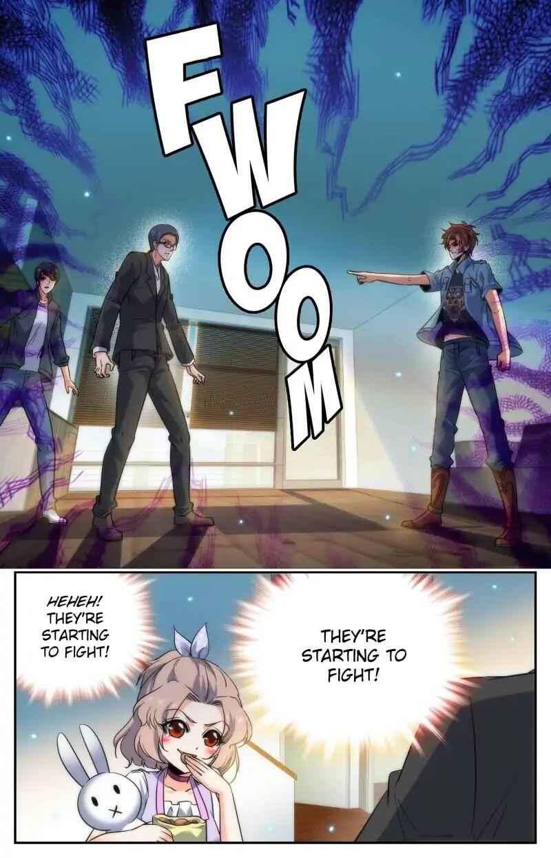 Versatile Mage - chapter 192-eng-li