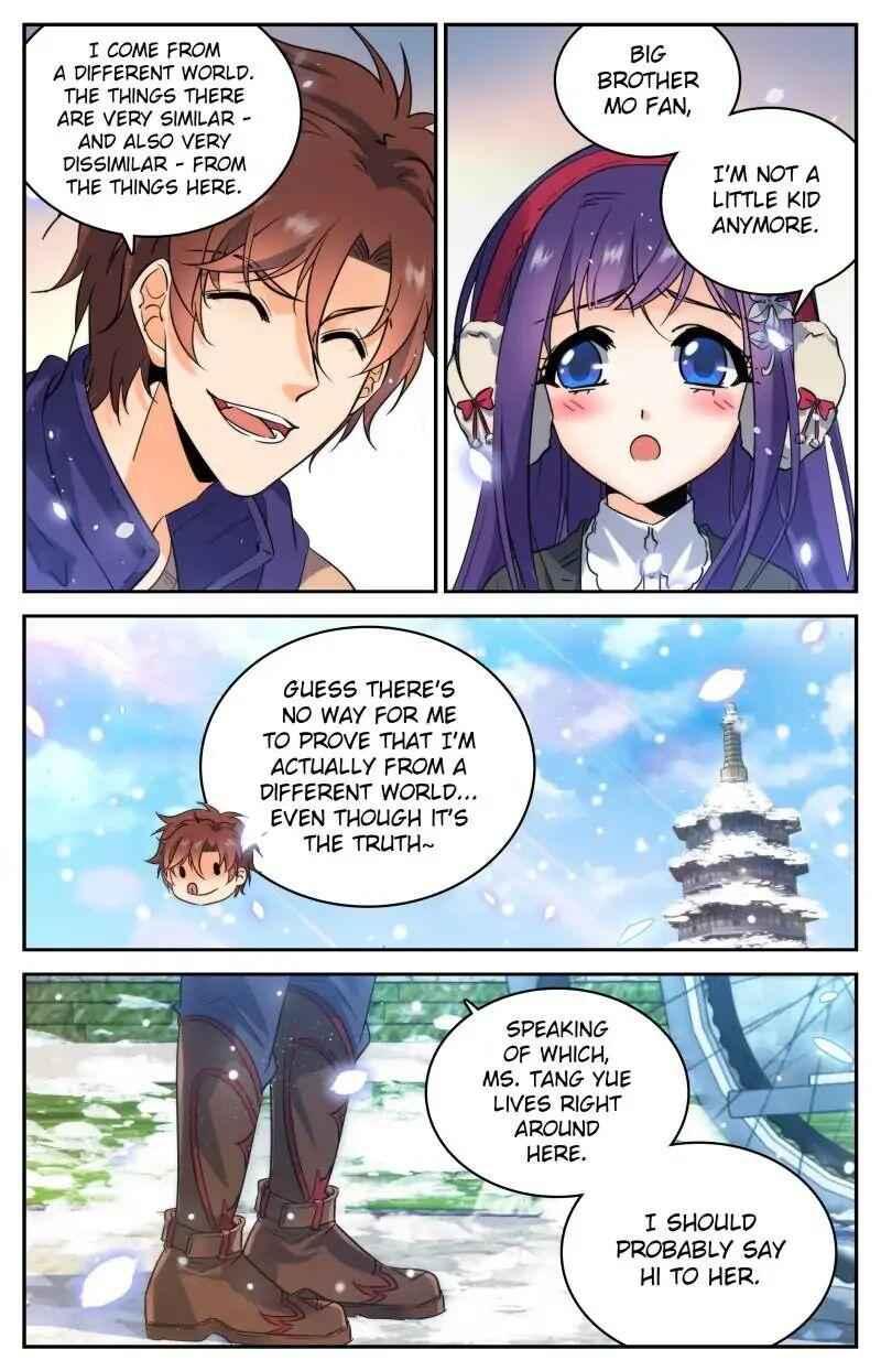 Versatile Mage - chapter 193-eng-li