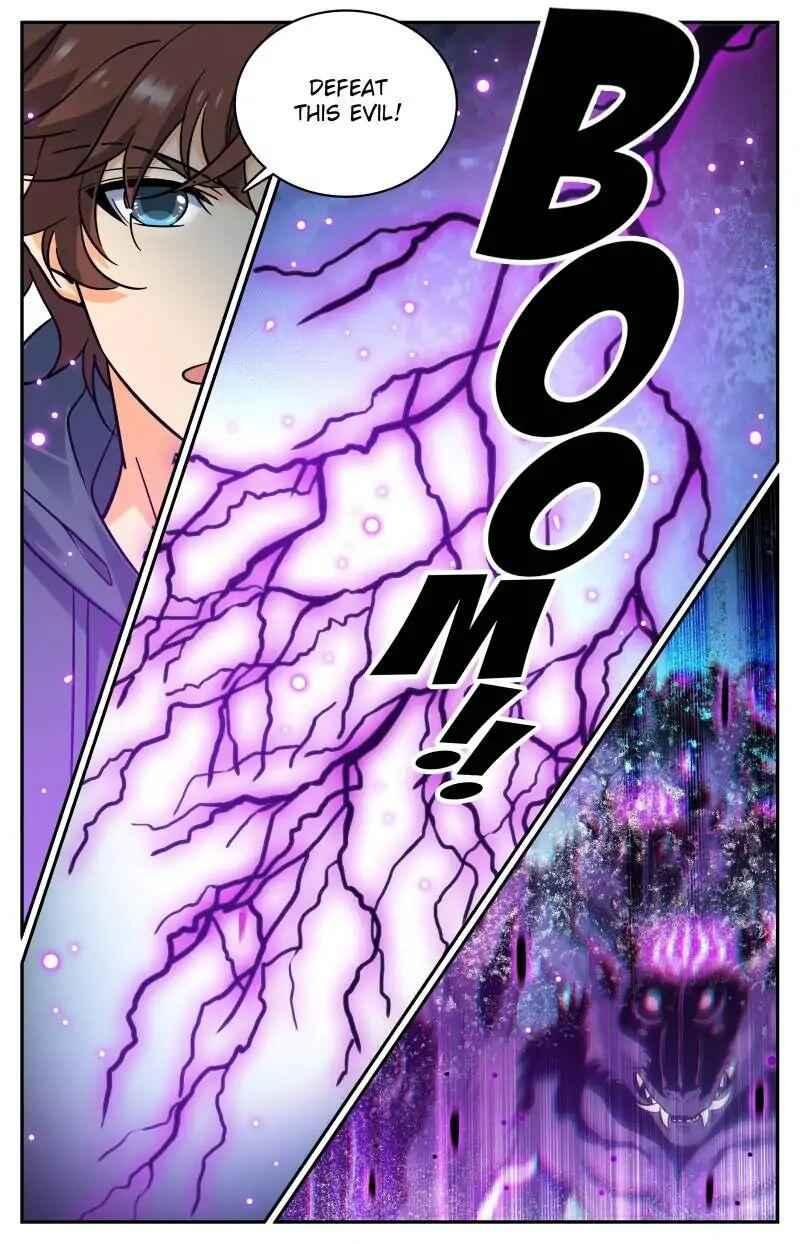 Versatile Mage - chapter 203-eng-li