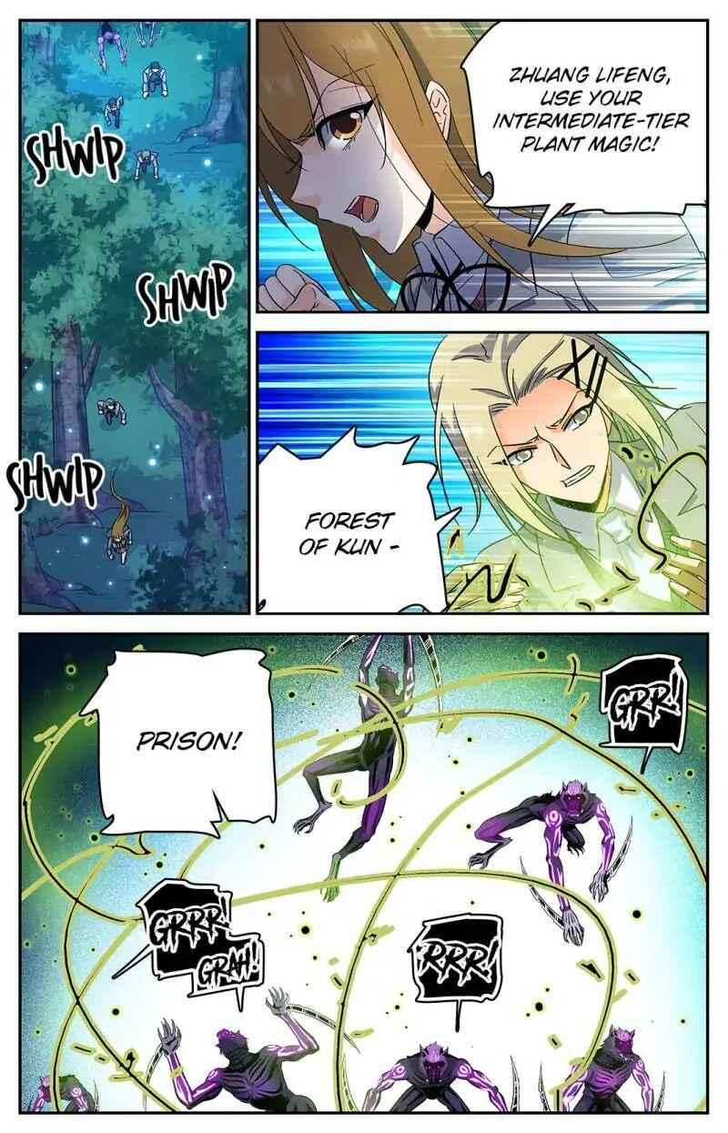 Versatile Mage - chapter 212-eng-li