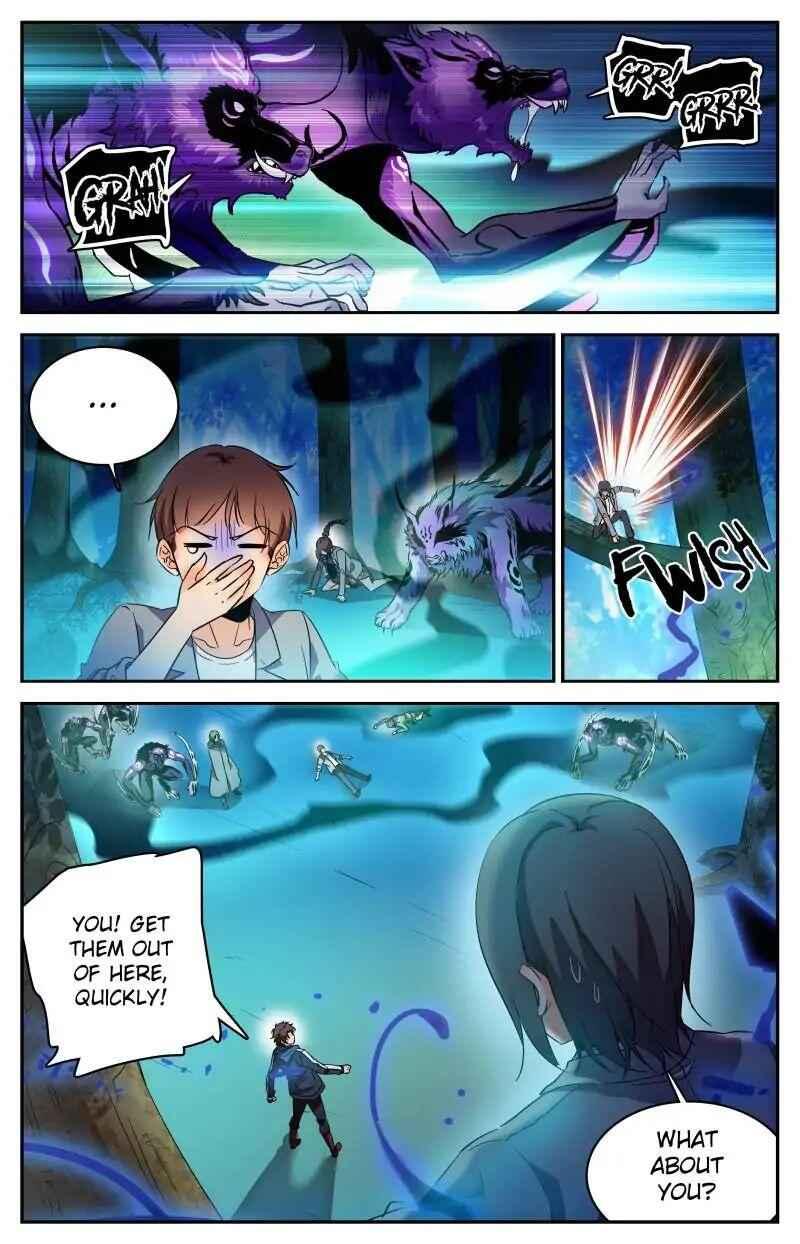Versatile Mage - chapter 213-eng-li