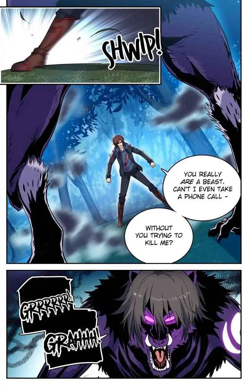 Versatile Mage - chapter 217-eng-li