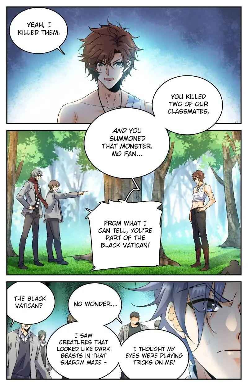 Versatile Mage - chapter 219-eng-li