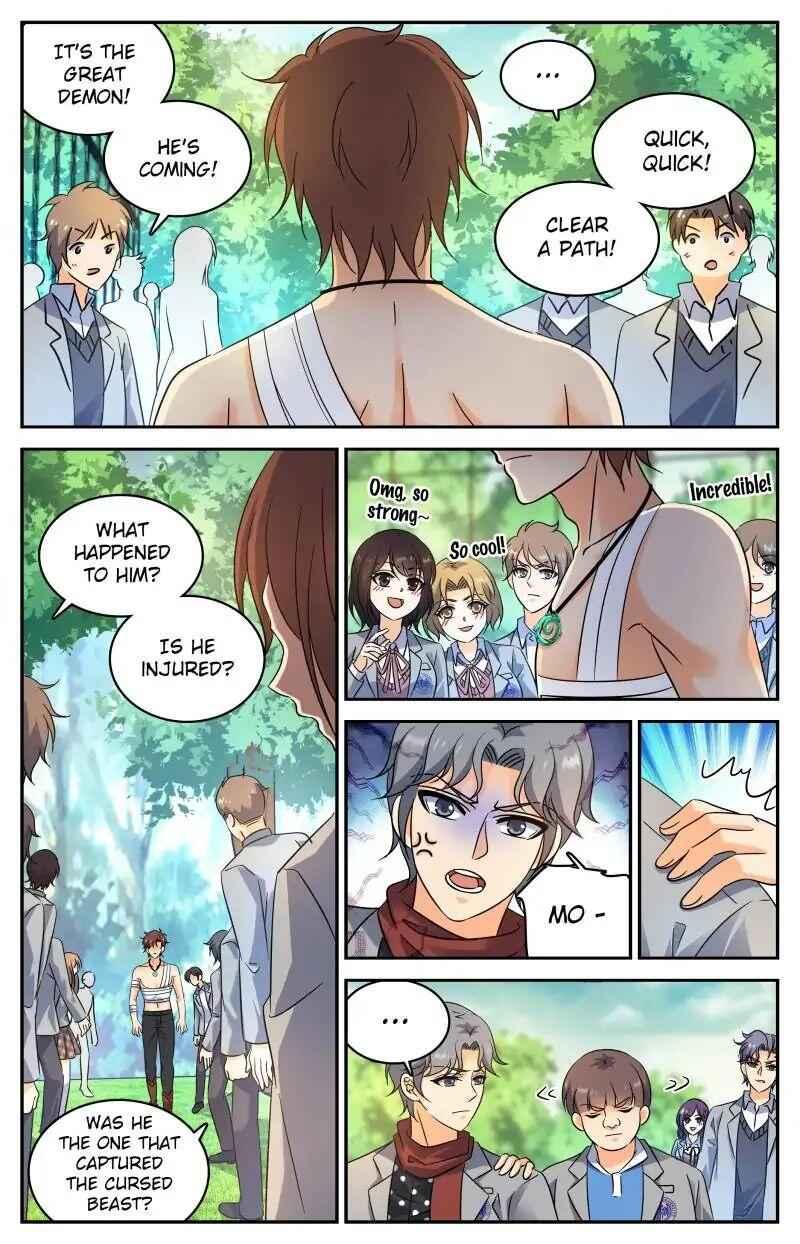Versatile Mage - chapter 220-eng-li