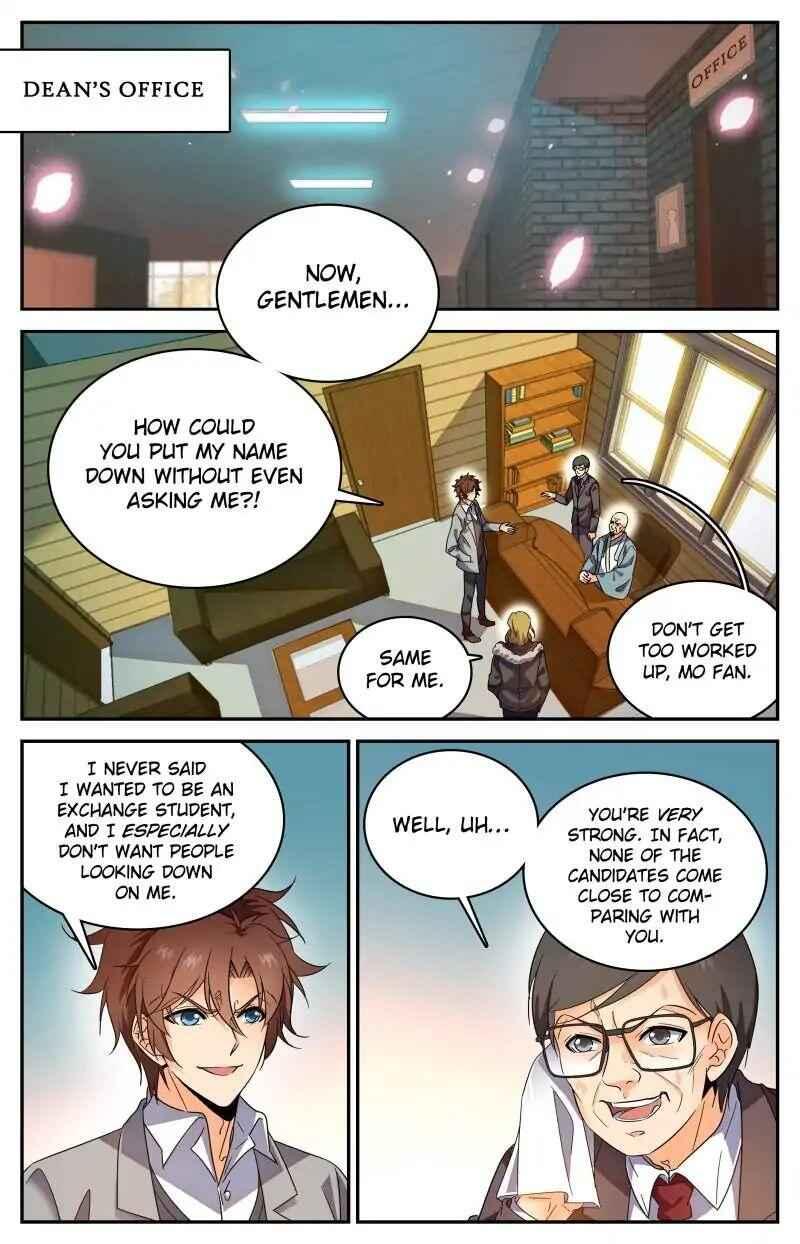 Versatile Mage - chapter 221-eng-li