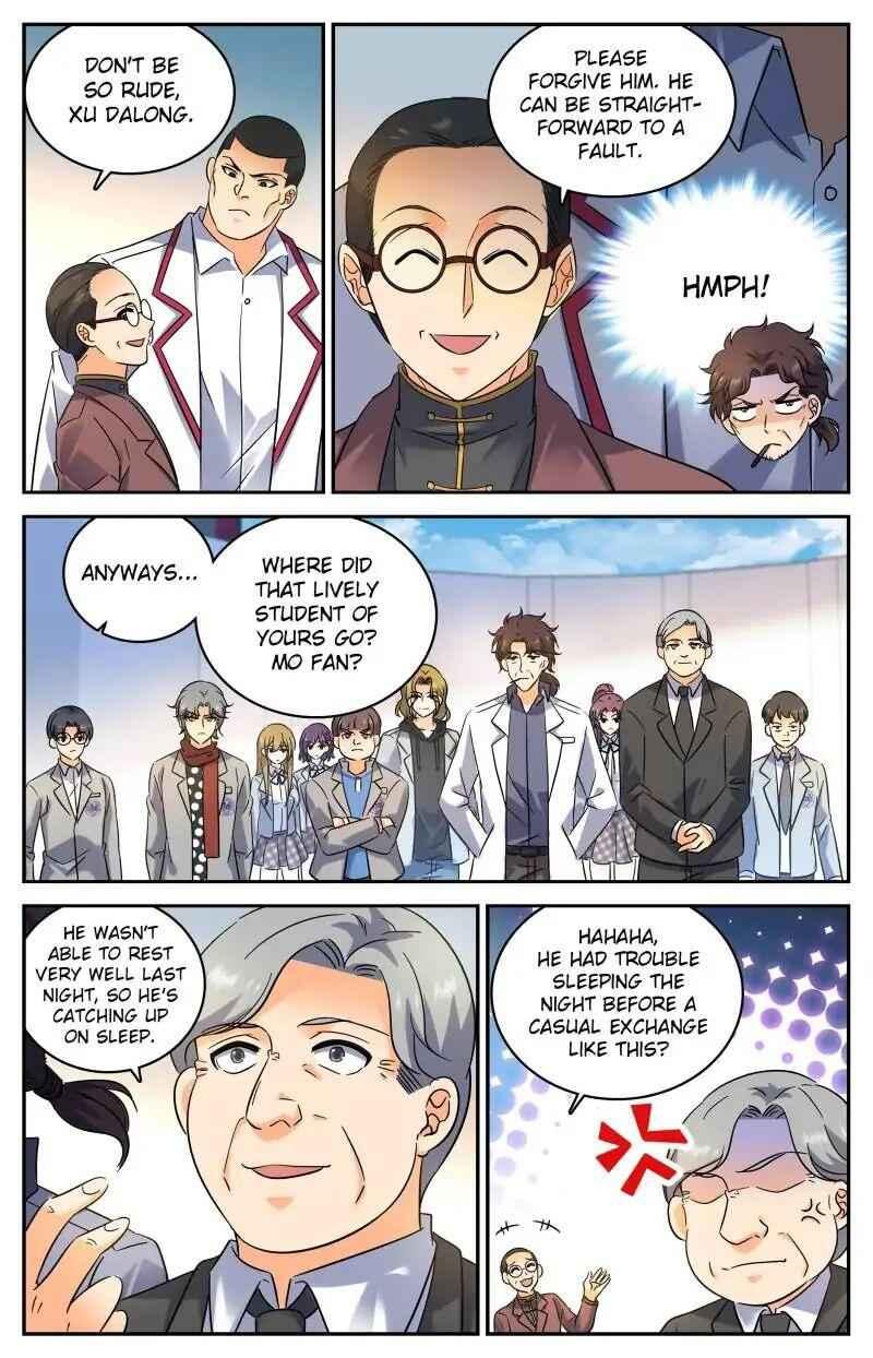 Versatile Mage - chapter 223-eng-li