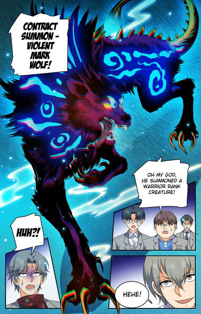 Versatile Mage - chapter 225-eng-li