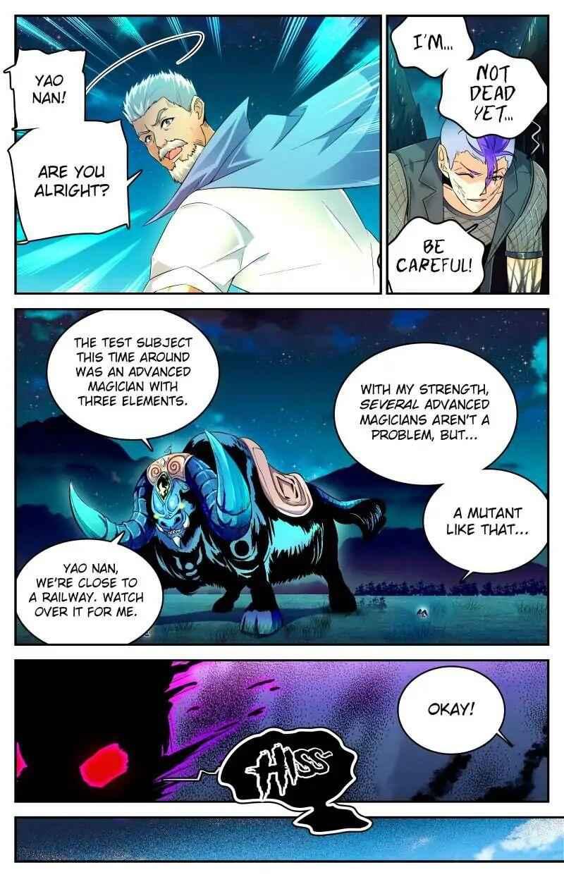 Versatile Mage - chapter 229-eng-li