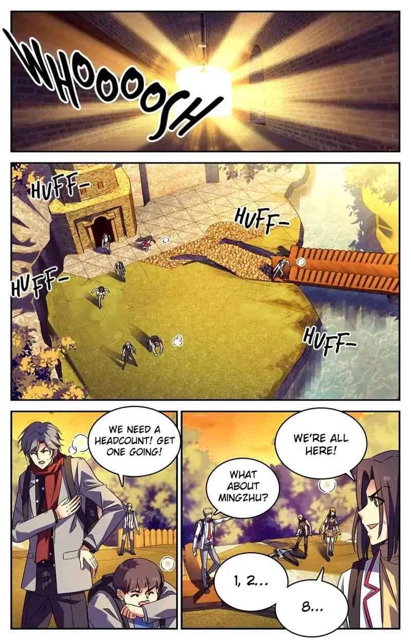 Versatile Mage - chapter 231-eng-li