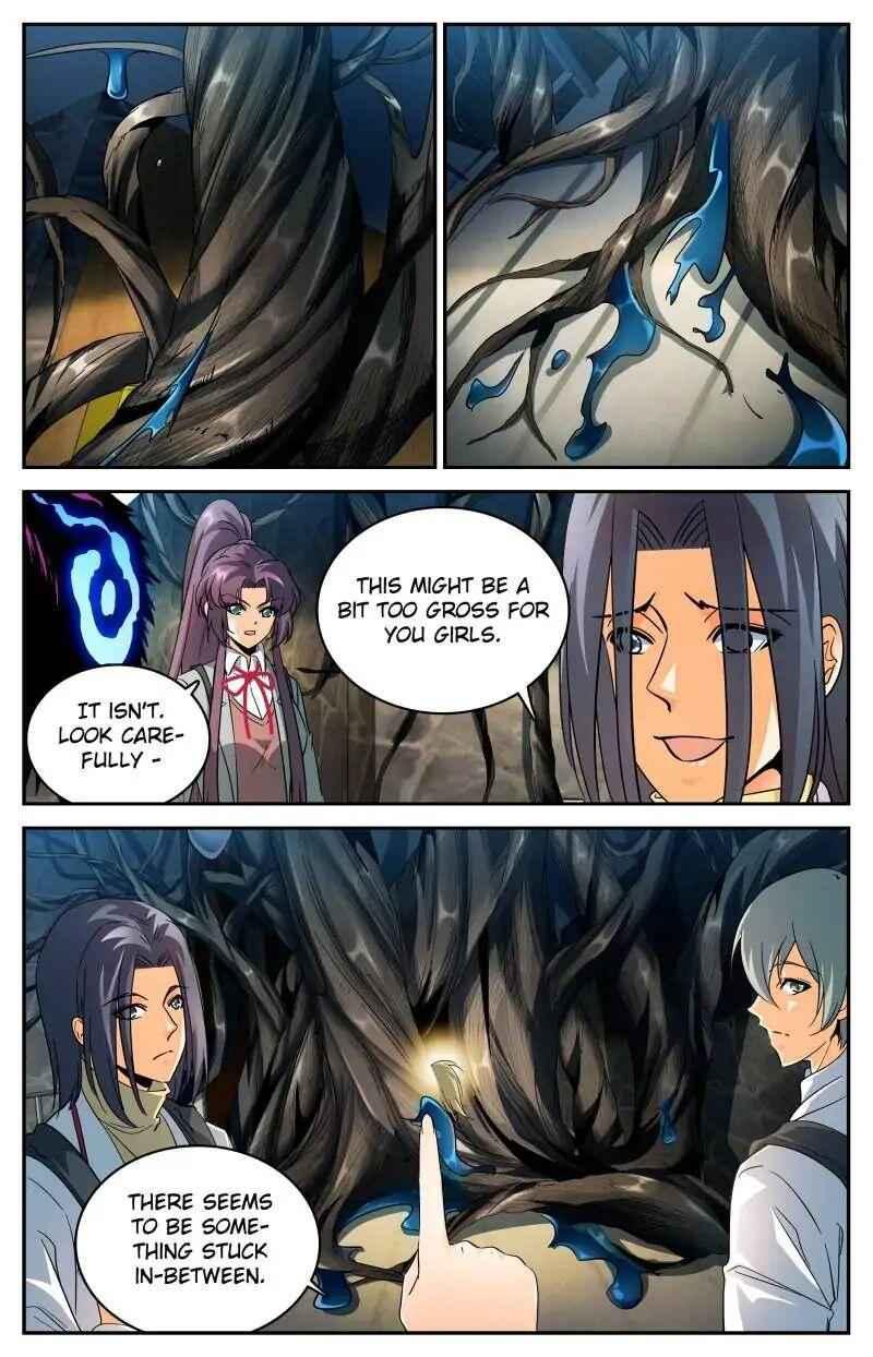 Versatile Mage - chapter 233-eng-li