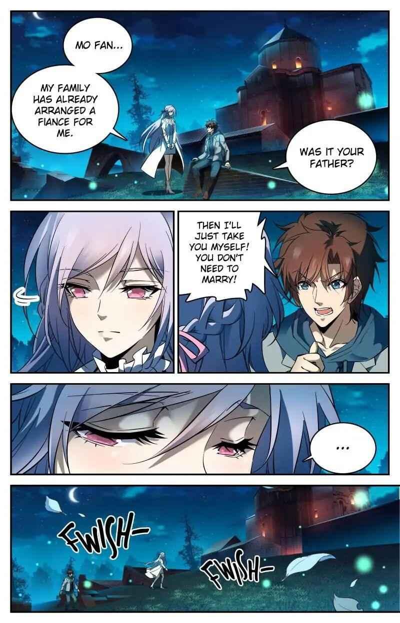 Versatile Mage - chapter 239-eng-li