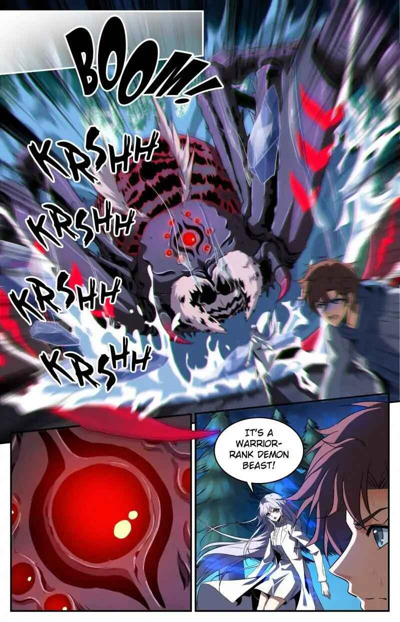 Versatile Mage - chapter 240-eng-li