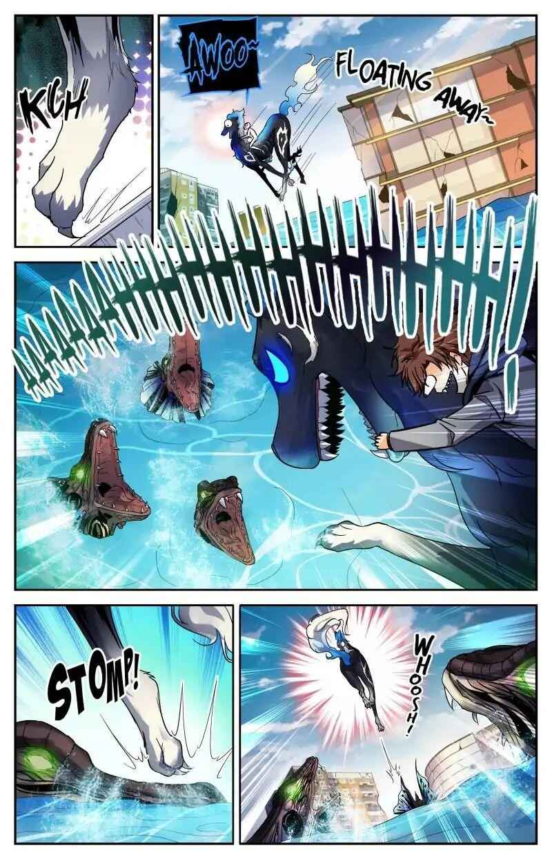 Versatile Mage - chapter 248-eng-li