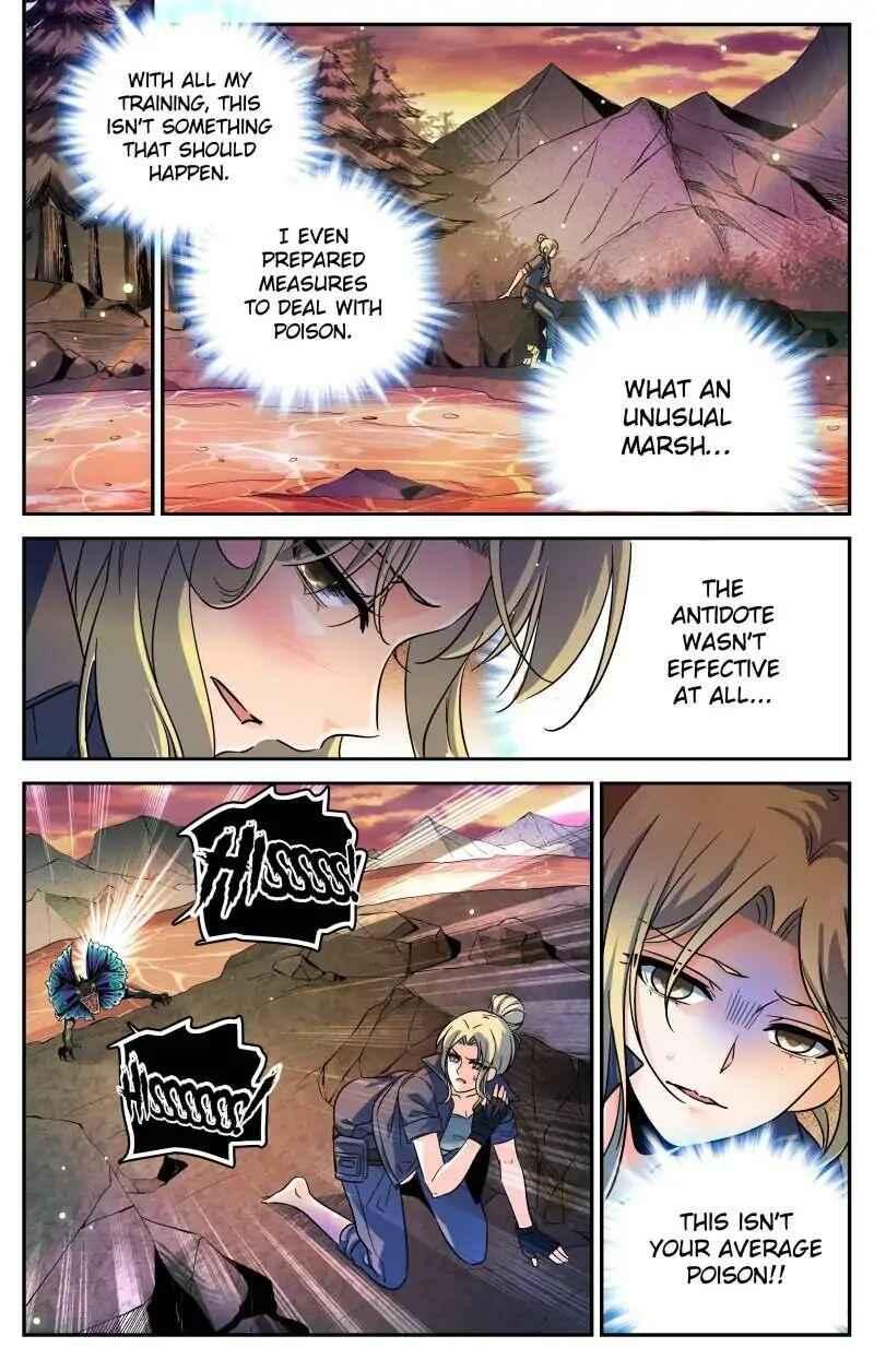 Versatile Mage - chapter 255-eng-li