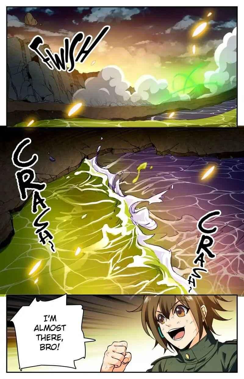 Versatile Mage - chapter 257-eng-li