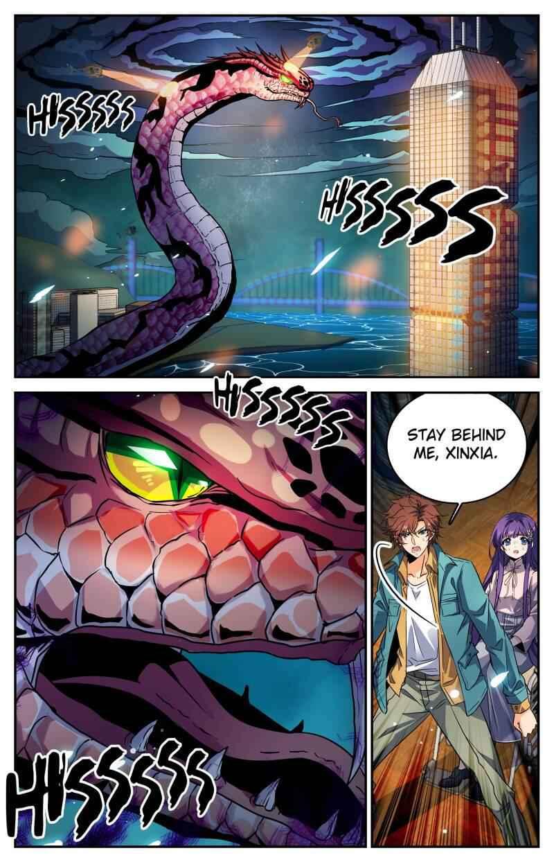 Versatile Mage - chapter 264-eng-li