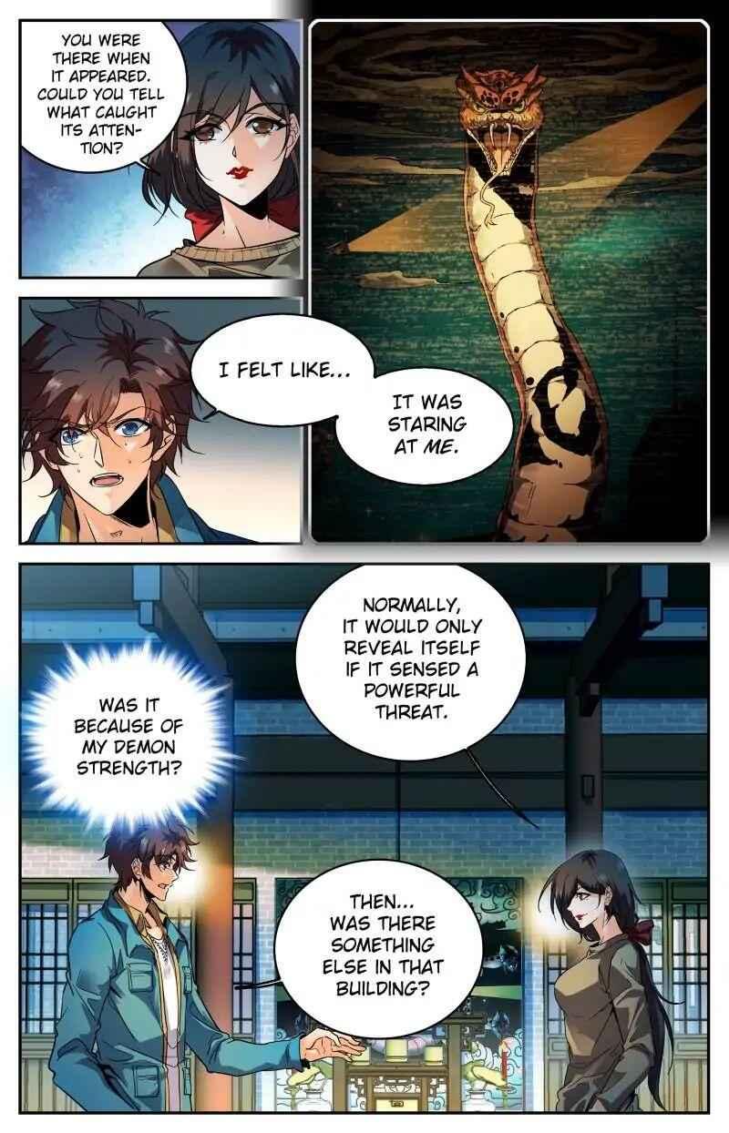 Versatile Mage - chapter 267-eng-li