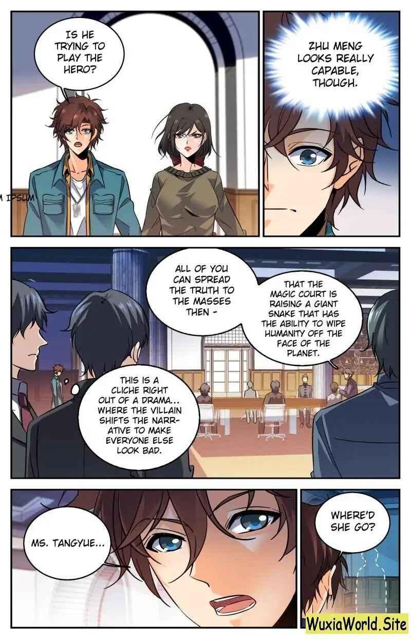 Versatile Mage - chapter 268-eng-li