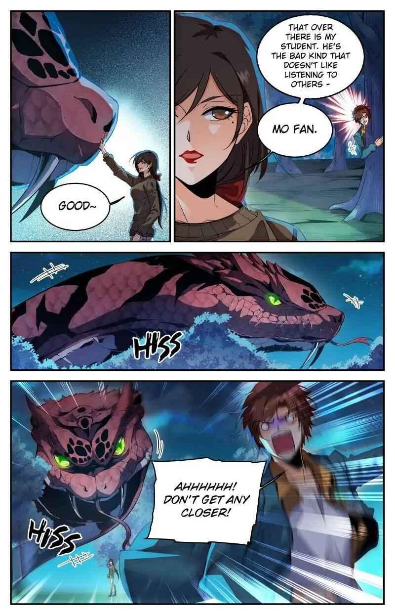 Versatile Mage - chapter 269-eng-li