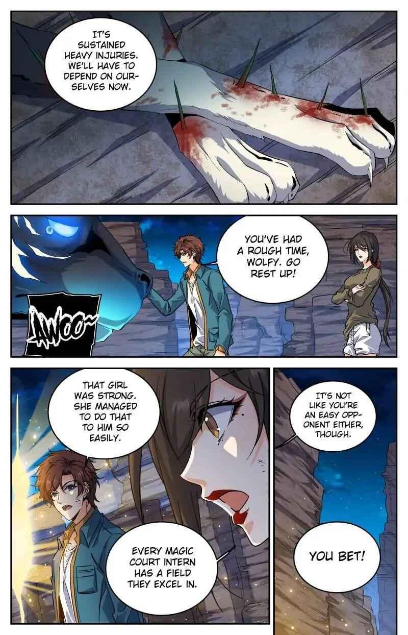 Versatile Mage - chapter 271-eng-li