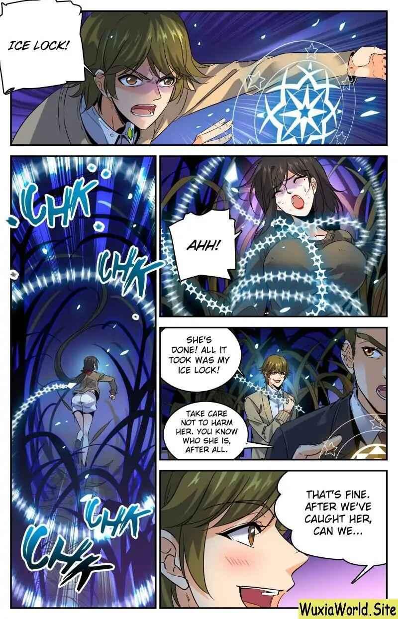 Versatile Mage - chapter 273-eng-li
