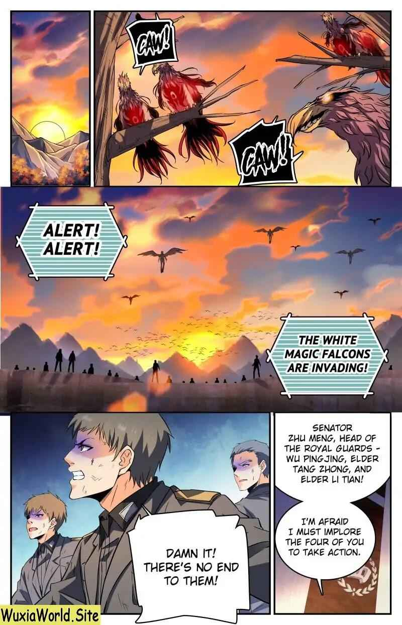 Versatile Mage - chapter 280-eng-li