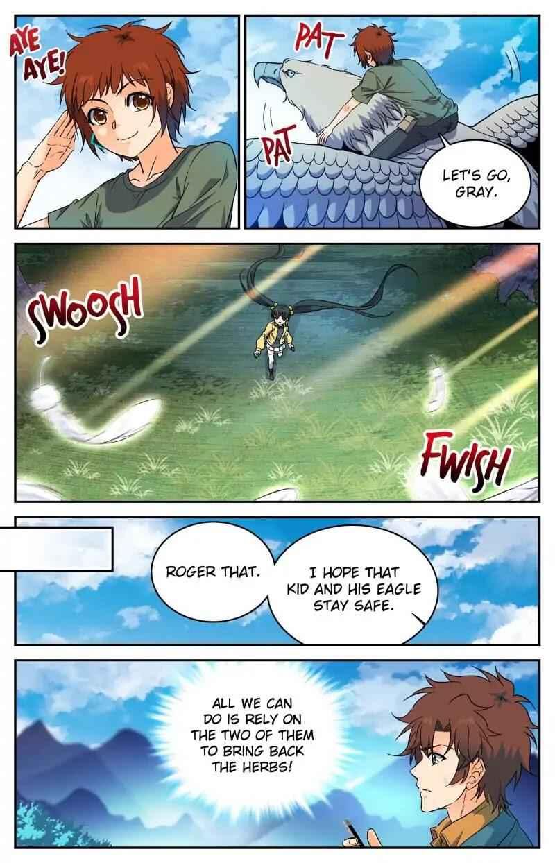 Versatile Mage - chapter 281-eng-li
