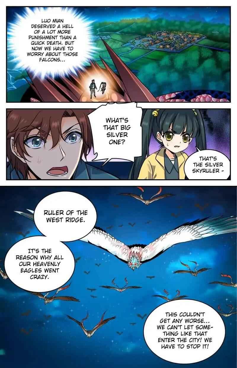 Versatile Mage - chapter 284-eng-li
