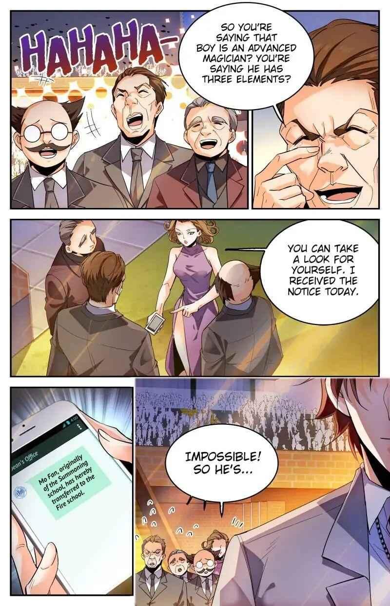 Versatile Mage - chapter 294-eng-li
