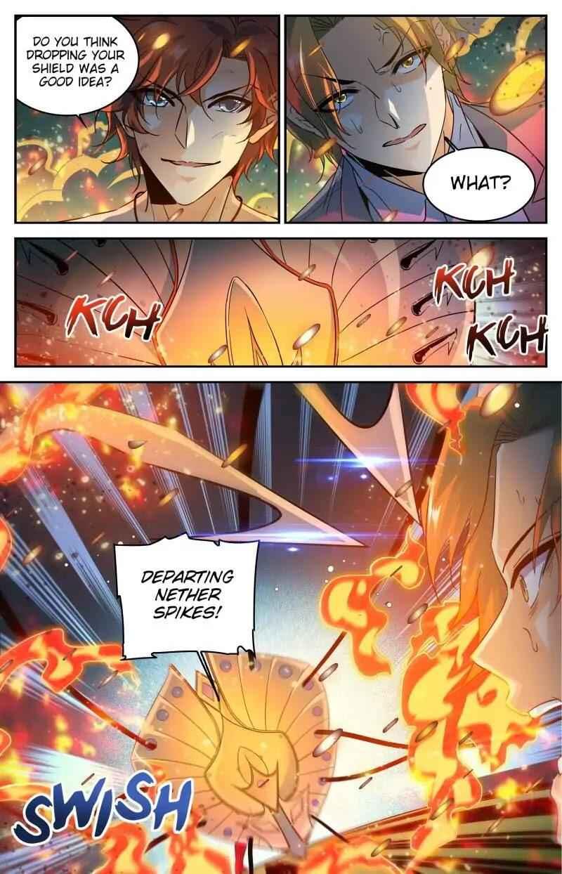 Versatile Mage - chapter 296-eng-li