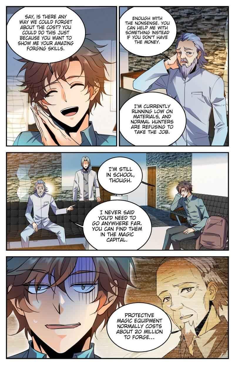 Versatile Mage - chapter 299-eng-li