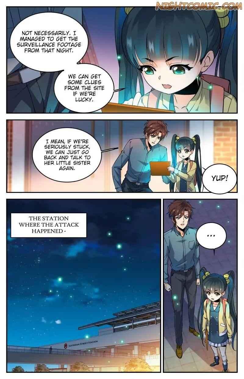 Versatile Mage - chapter 300-eng-li