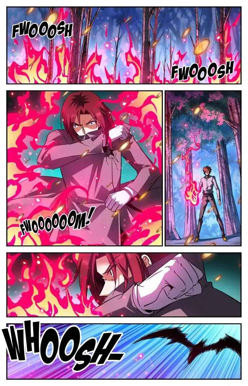 Versatile Mage - chapter 302-eng-li