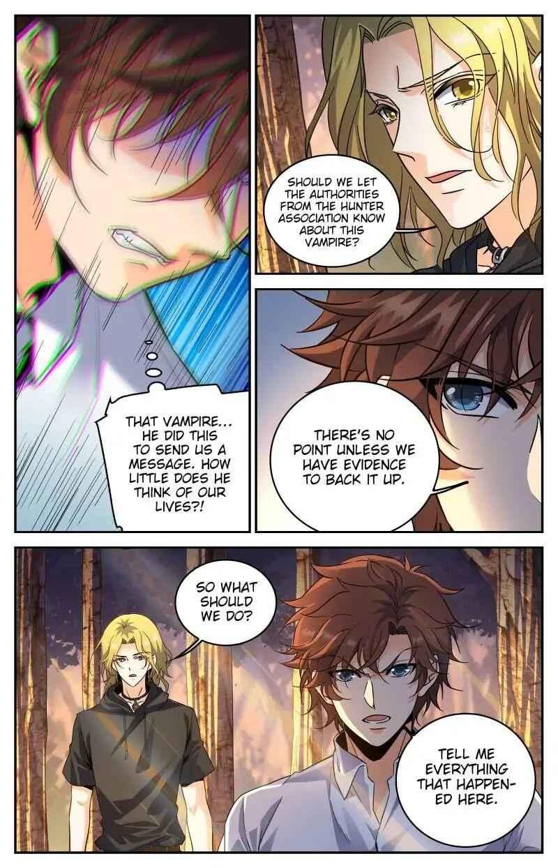 Versatile Mage - chapter 305-eng-li
