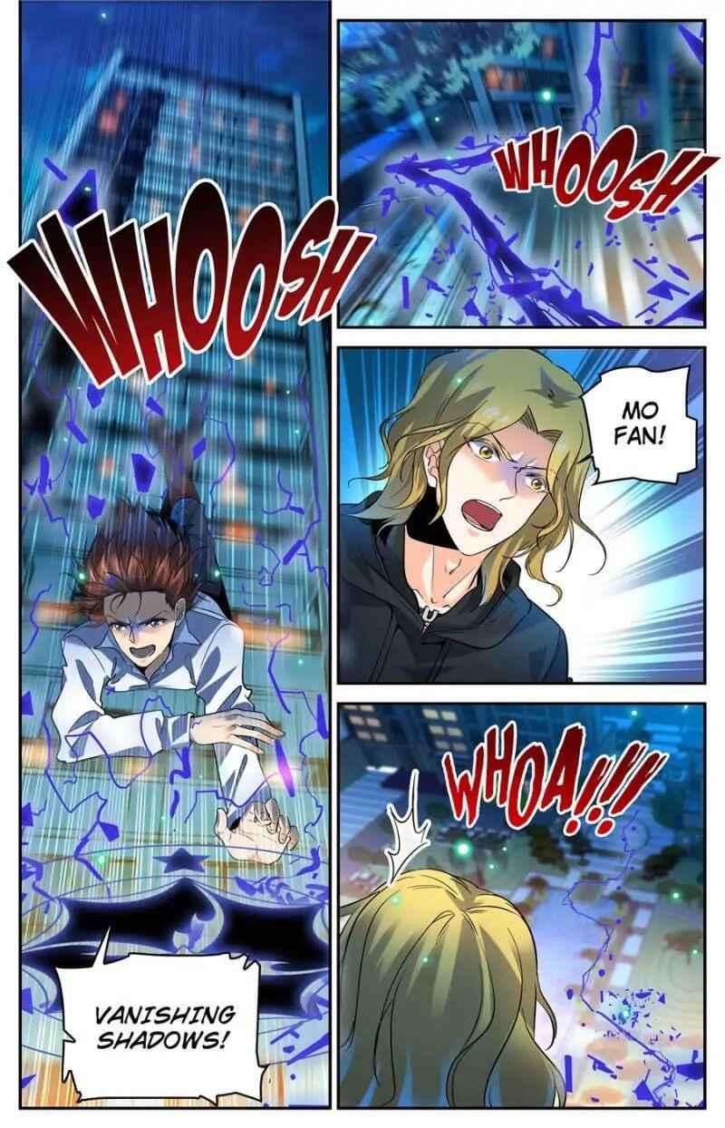 Versatile Mage - chapter 307-eng-li
