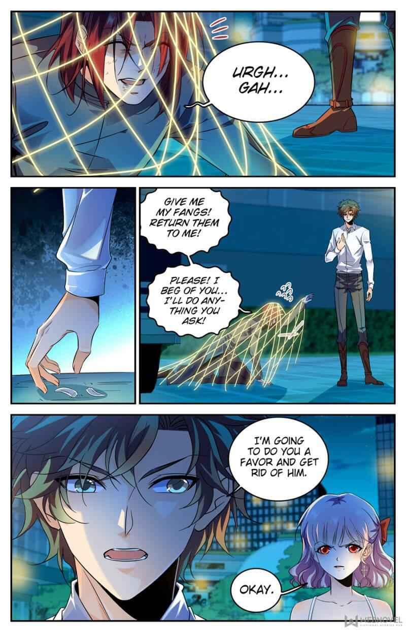 Versatile Mage - chapter 311-eng-li
