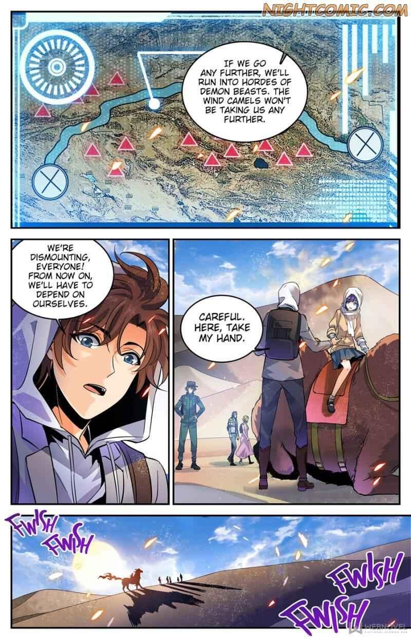 Versatile Mage - chapter 314-eng-li