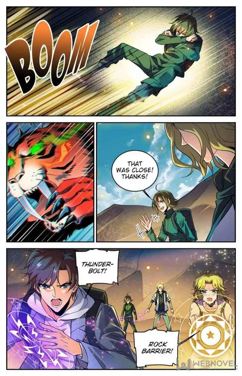 Versatile Mage - chapter 315-eng-li