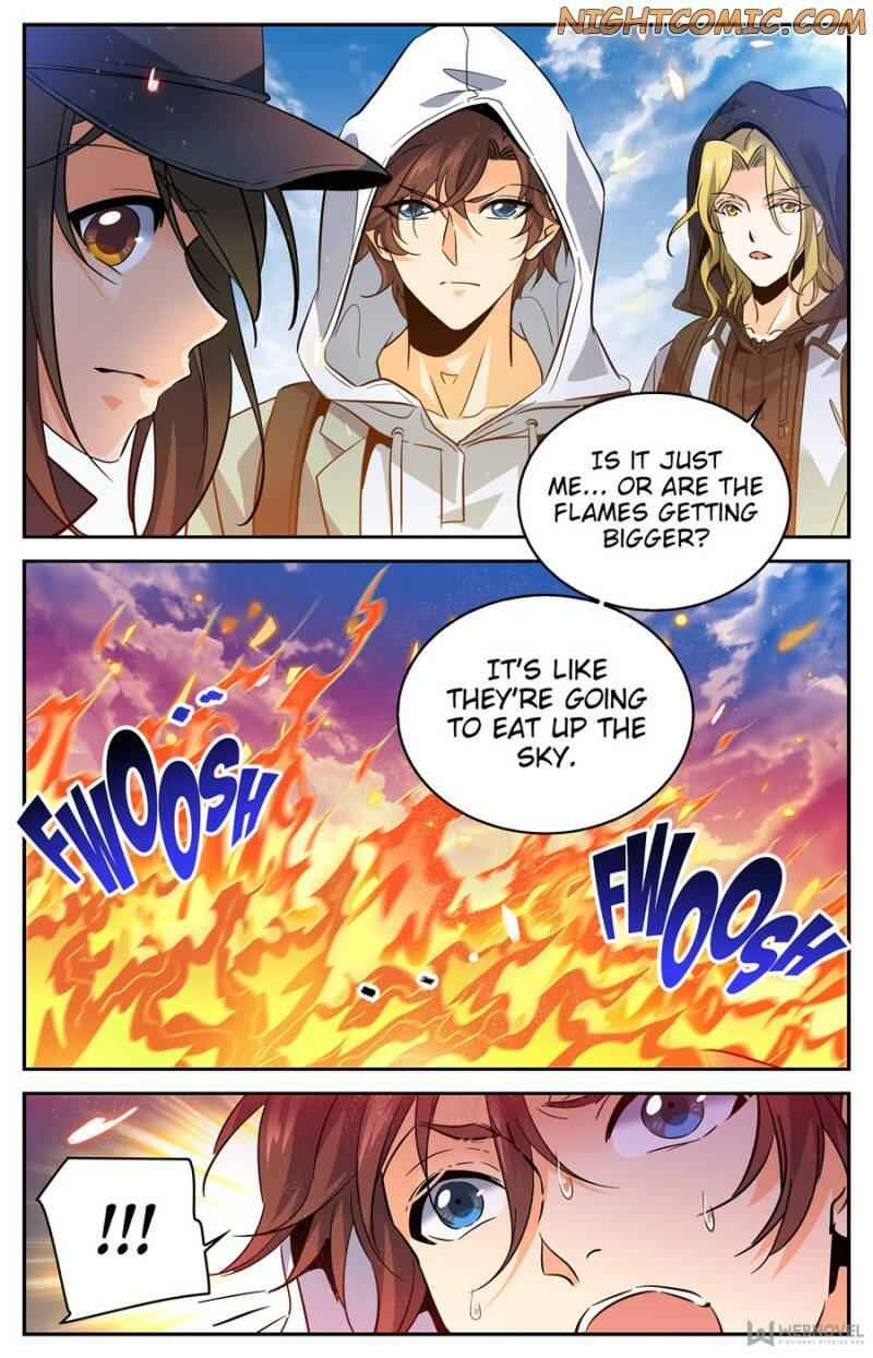 Versatile Mage - chapter 323-eng-li