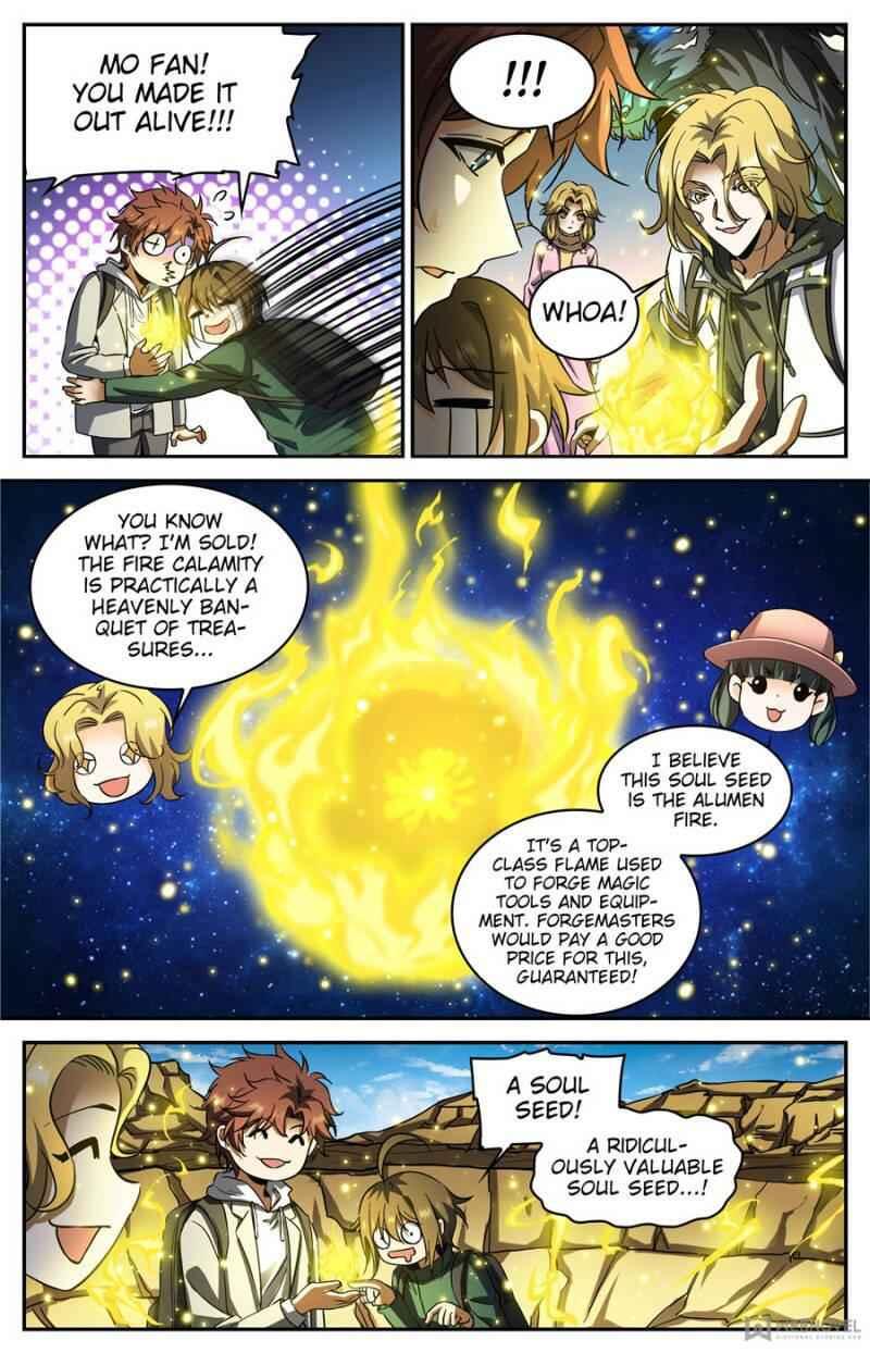 Versatile Mage - chapter 324-eng-li