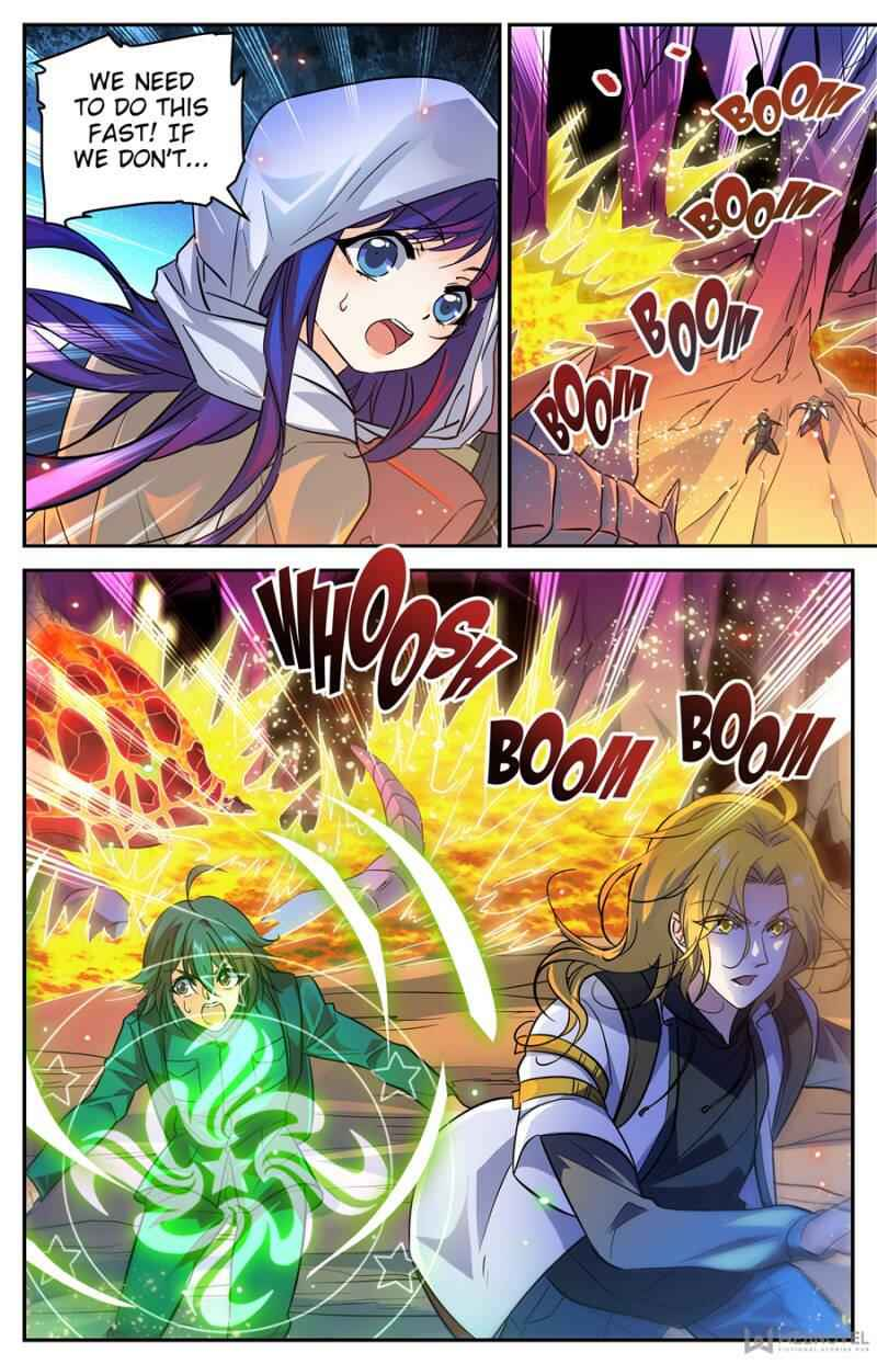 Versatile Mage - chapter 327-eng-li