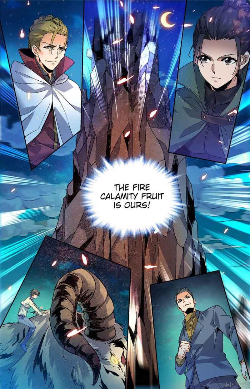 Versatile Mage - chapter 330-eng-li
